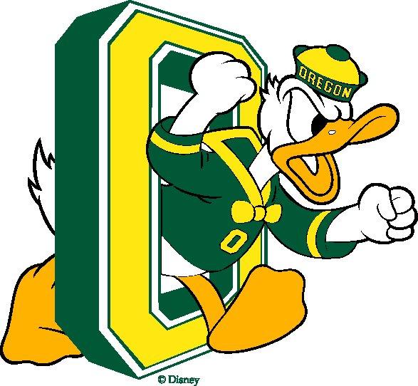 University of Oregon!.
