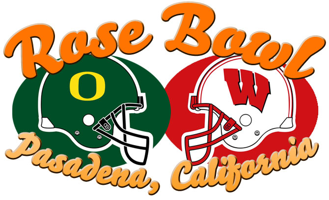 Ultimate Rose Bowl Preview Guide: Oregon vs. Wisconsin.