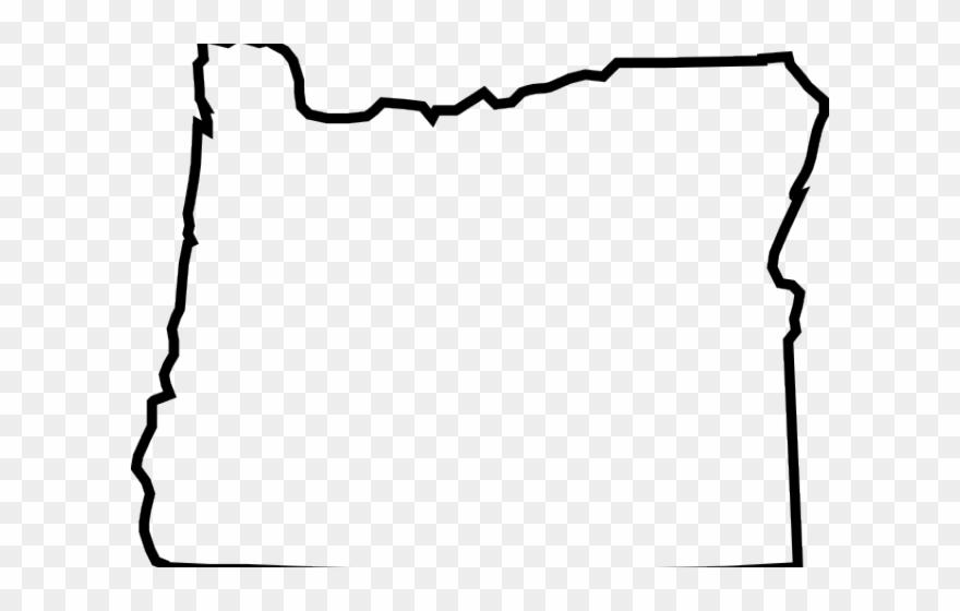 Oregon Clipart Pencil.