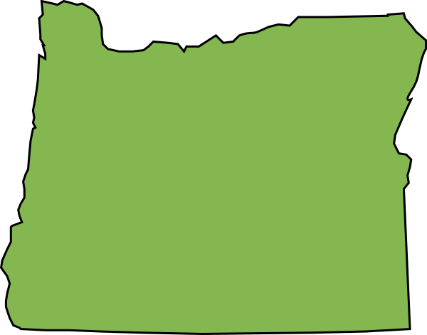 Oregon State Clip Art at Clker.com.