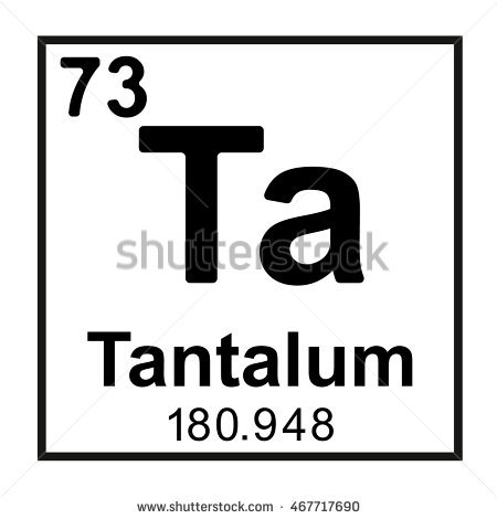 Tantalum Stock Photos, Royalty.