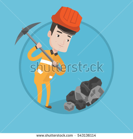 Pickax Stock Photos, Royalty.