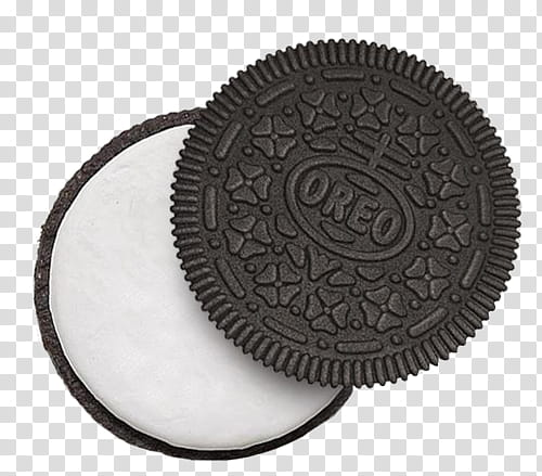 Black Golden s, Oreo biscuit transparent background PNG.