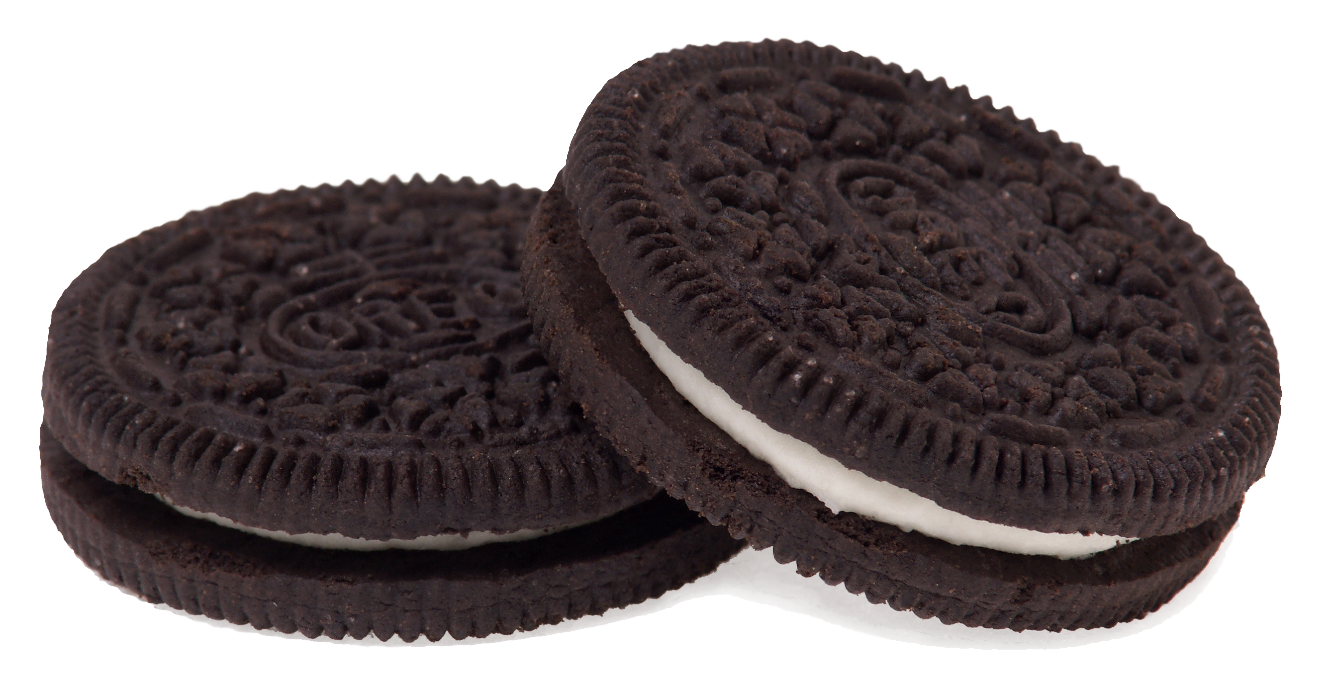 Oreo Cookie PNG Image.