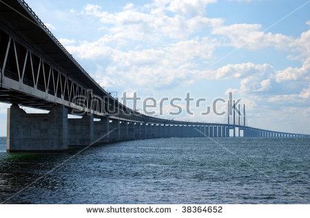 Bridge Denmark Stock Photos, Royalty.
