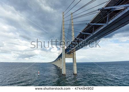 Viking Bridge Stock Photos, Royalty.