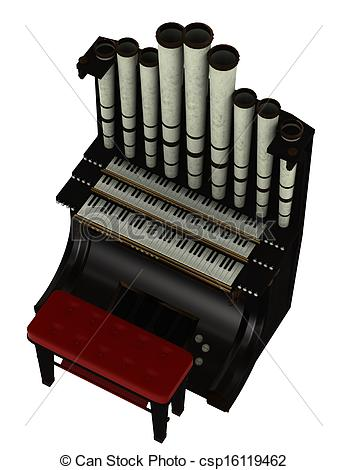 Pipe Organ Clipart Clipground