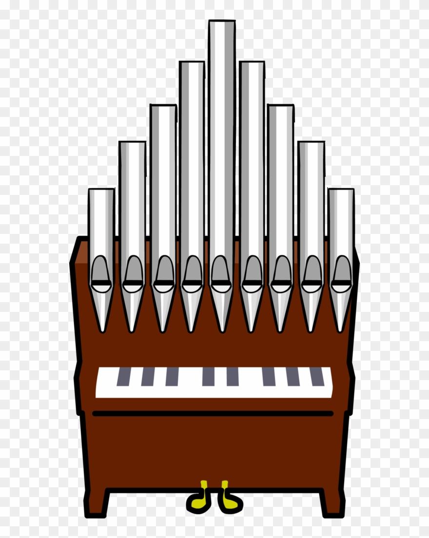 Organ Clip Art.