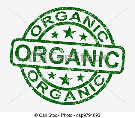 Organic clipart.