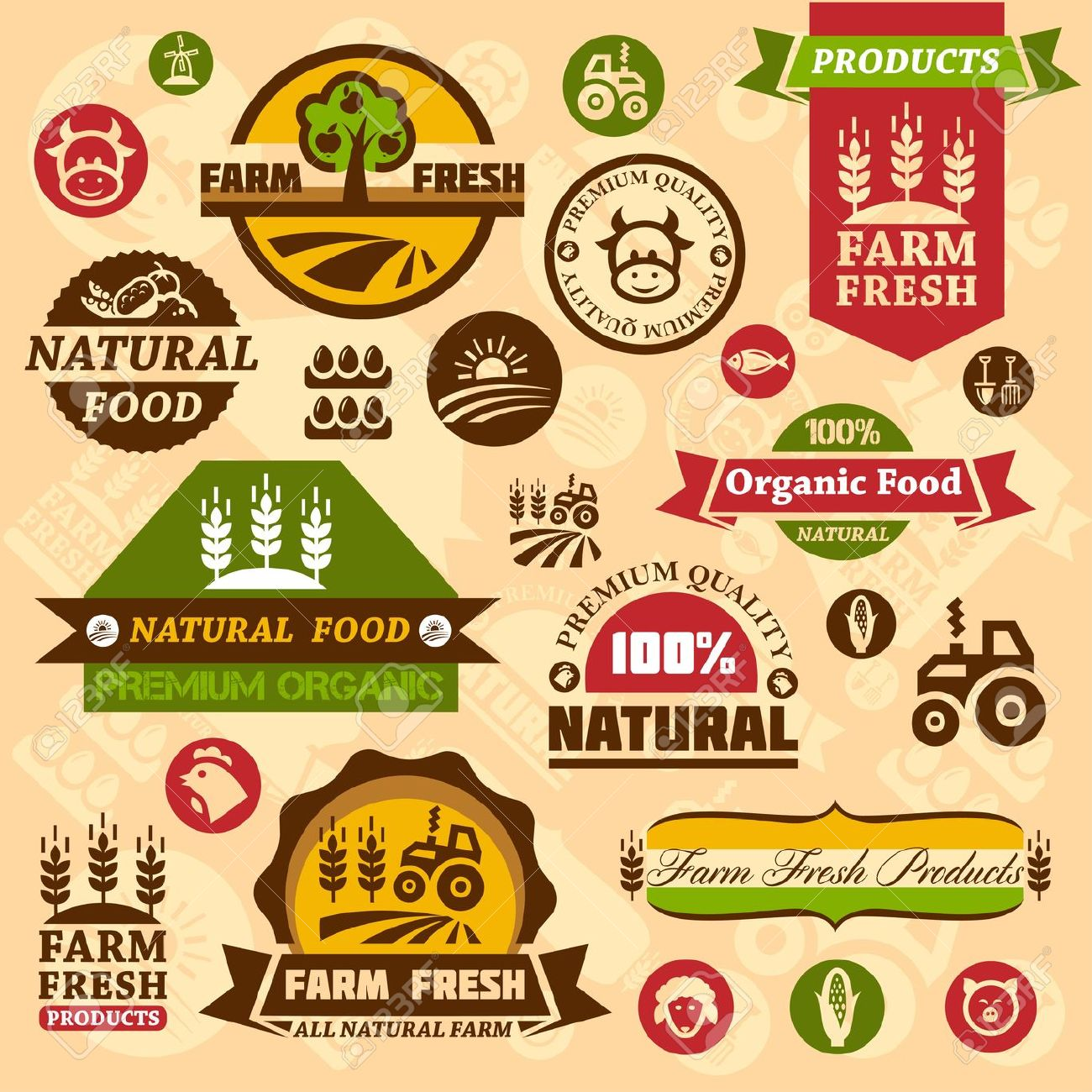 Organic Clipart Free.