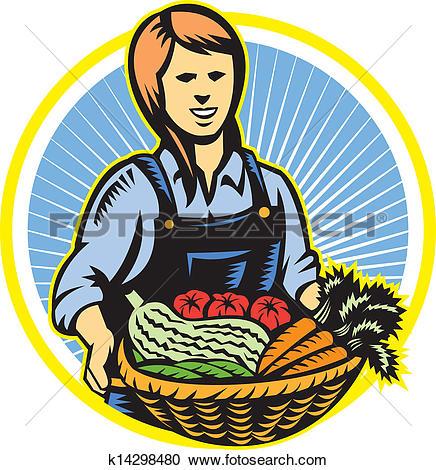 Farmer Clip Art Illustrations. 87,860 farmer clipart EPS vector.