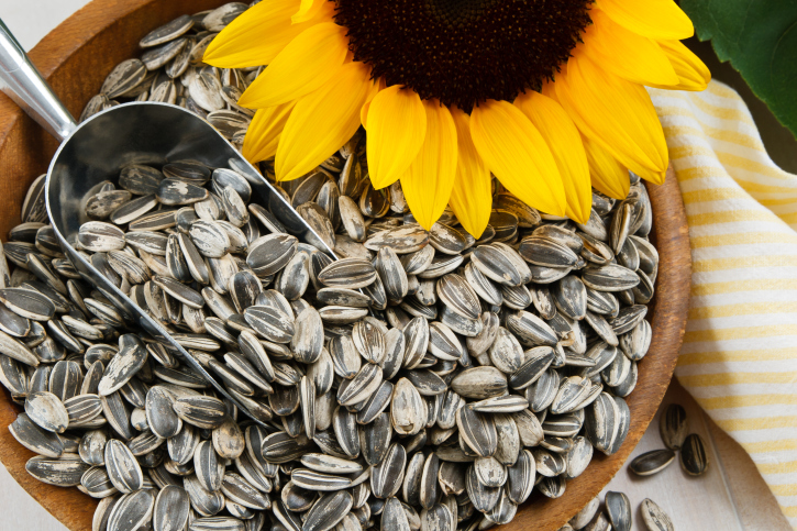 Sunflower Seeds.