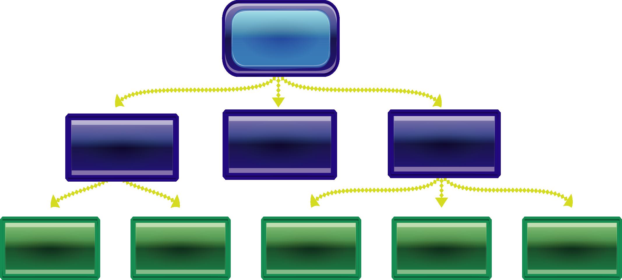 Organigrama png 4 » PNG Image.