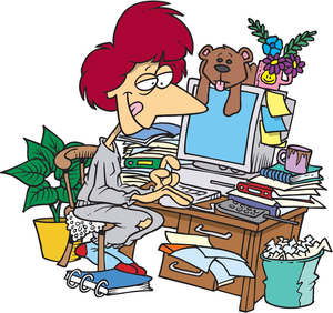 Organize Clipart Office.