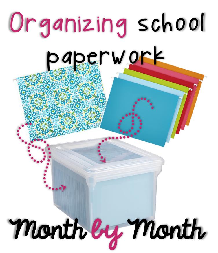 The Moffatt Girls: Get Organized.