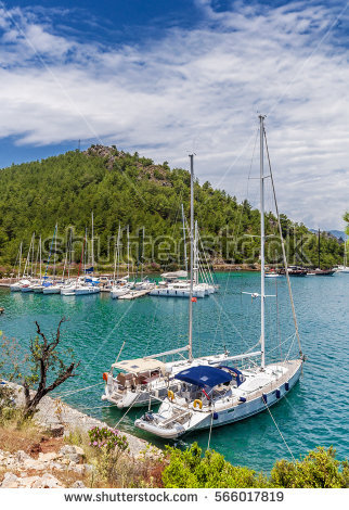 Marmaris Stock Images, Royalty.