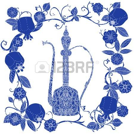 99 Oriental Jug Stock Illustrations, Cliparts And Royalty Free.