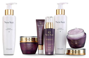 Details about The NovAge Ultimate Lift Skin Care Set Oriflame 40+ NEW with  SUPREME GEL.
