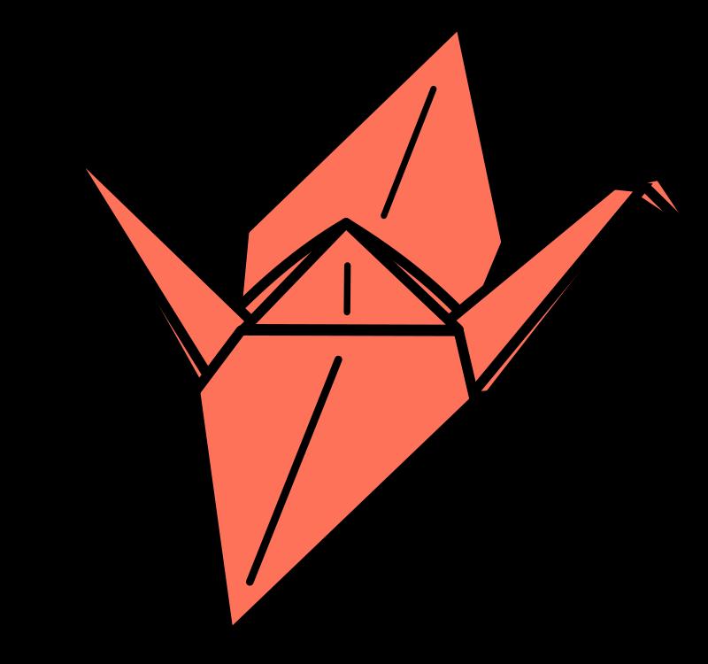 Clipart origami.