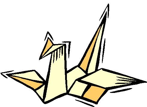 Origami Clip Art.