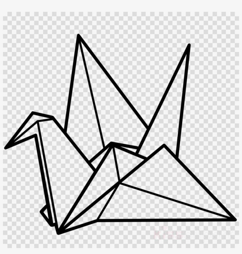 Origami Crane Png Clipart Crane Paper Origami.