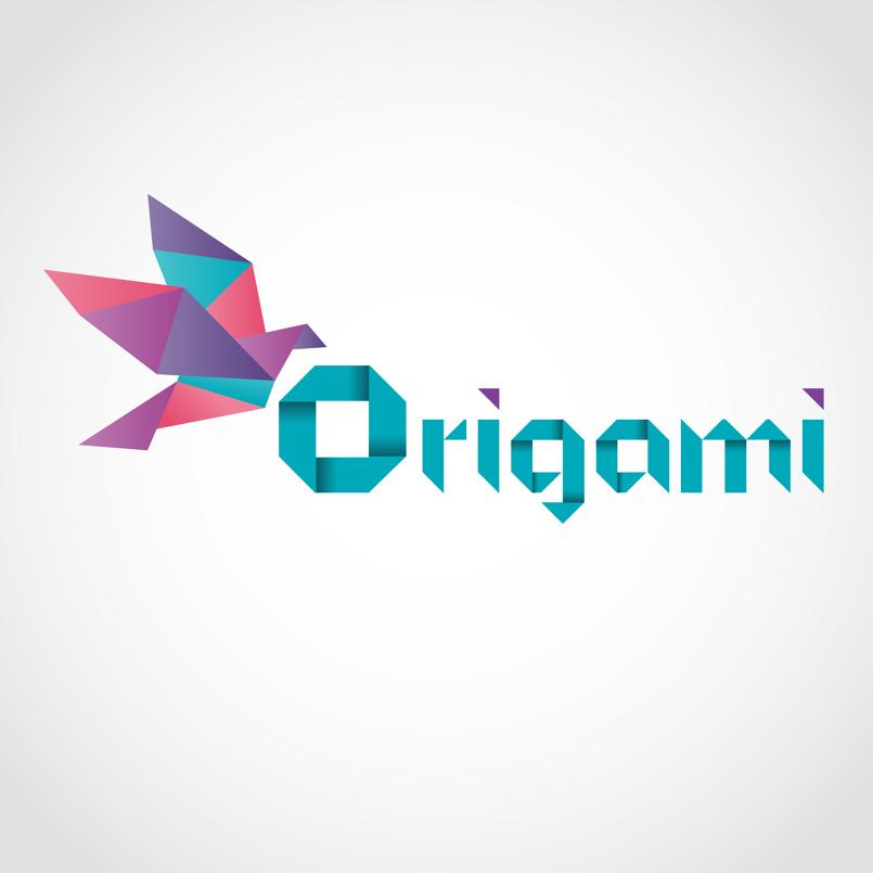 Origami Logo.