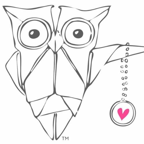 Origami Owl Clipart.