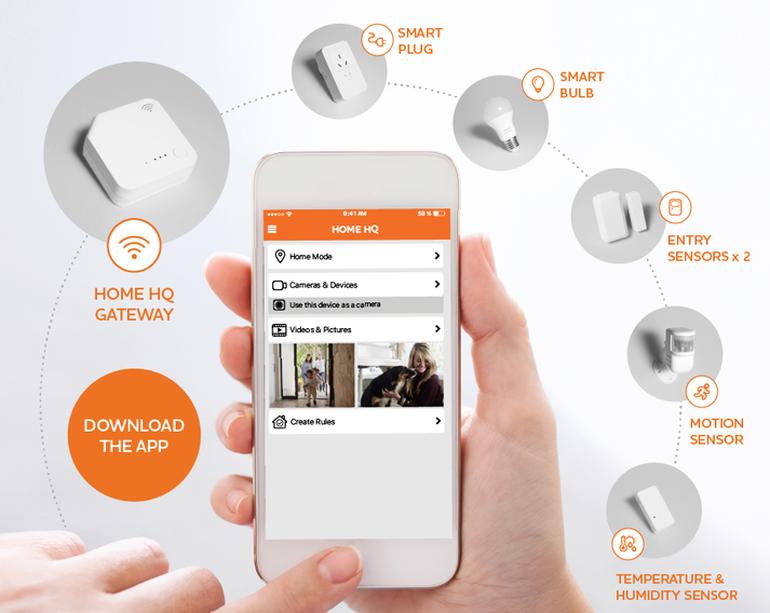 Origin Energy launches smart home kit for optimising energy.