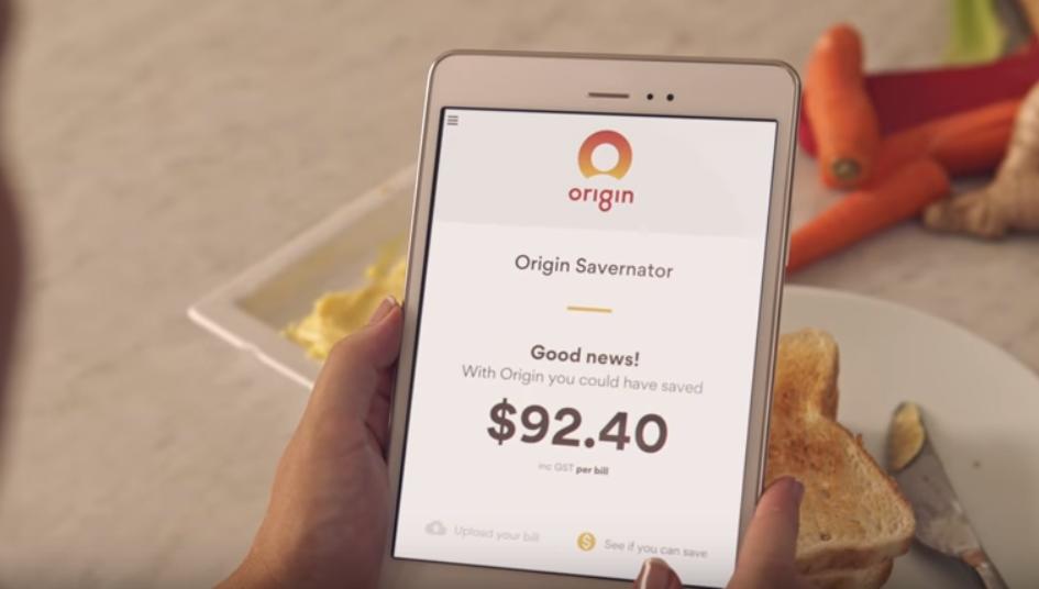 Origin Energy Shows Off New.