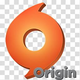 EA Origin Icon, Origin, origin logo transparent background.