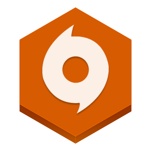 Origin Icon.