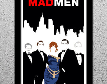 Mad Men Clipart.