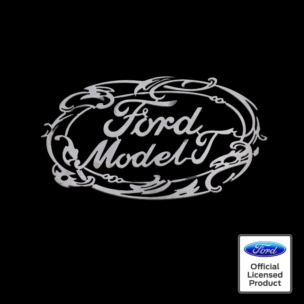 Ford Model T Sign.