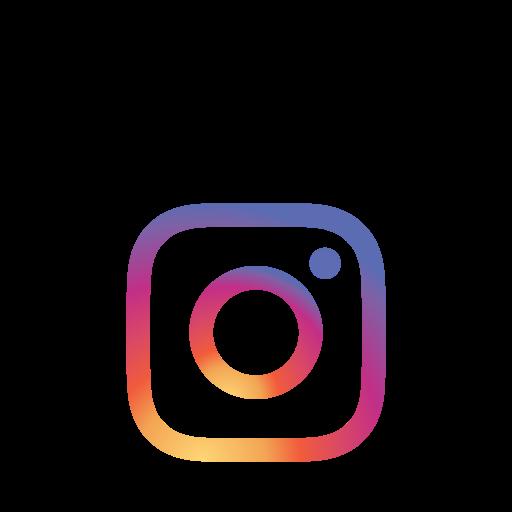 Color, instagram, original icon.