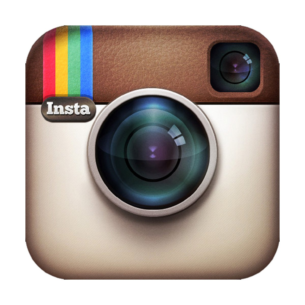 Meaning Instagram logo and symbol.