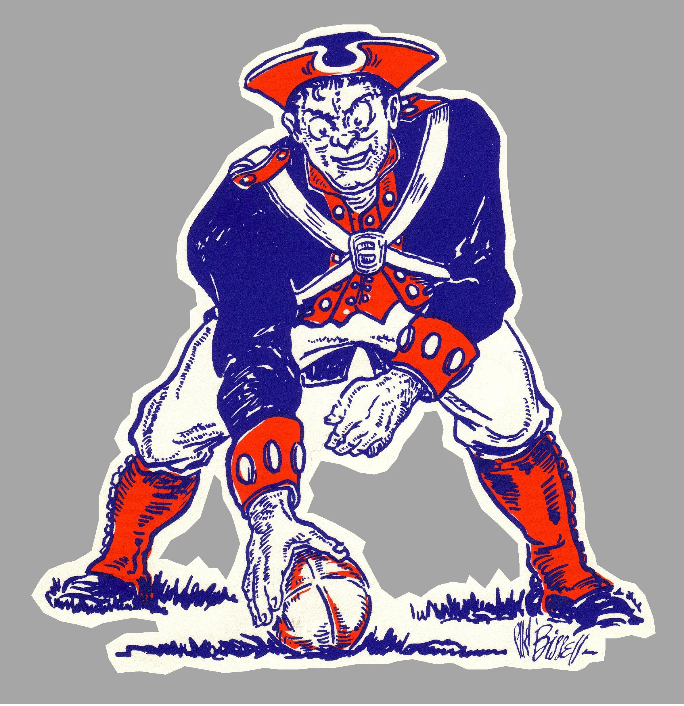 Original patriots Logos.