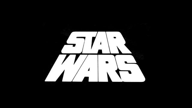 Original star wars Logos.