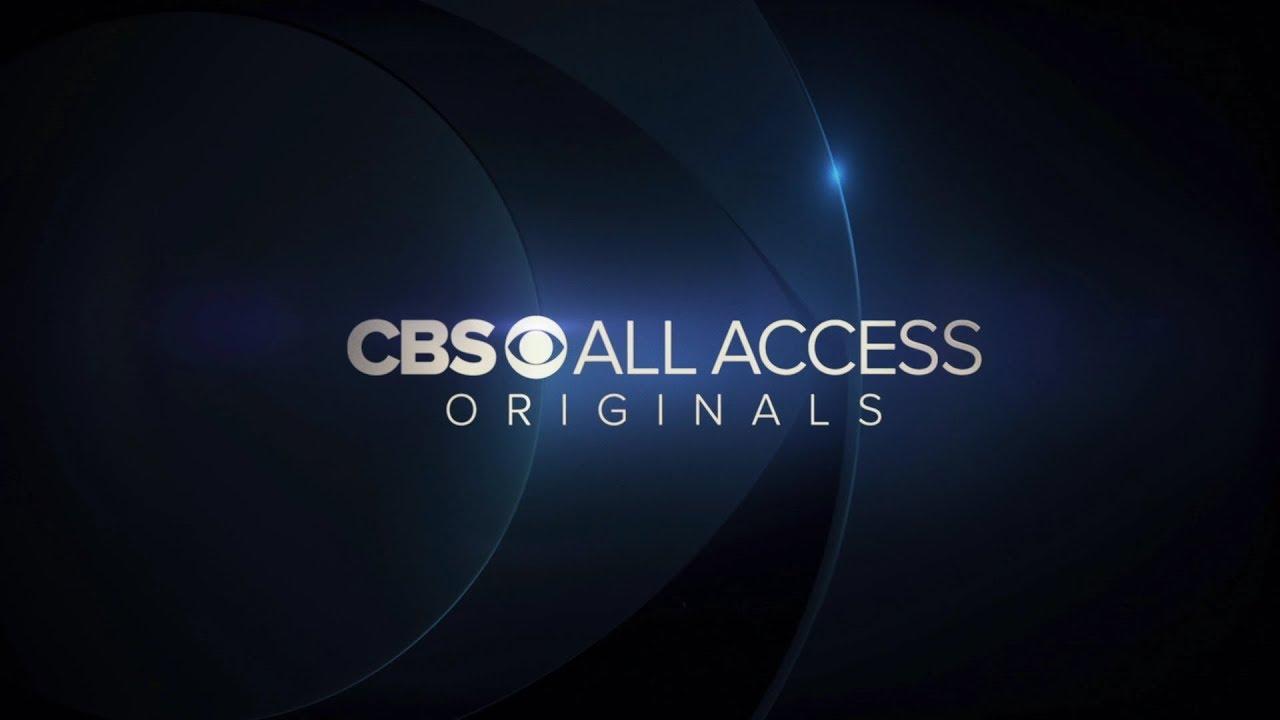 CBS All Access Originals Opening Logo (2017).