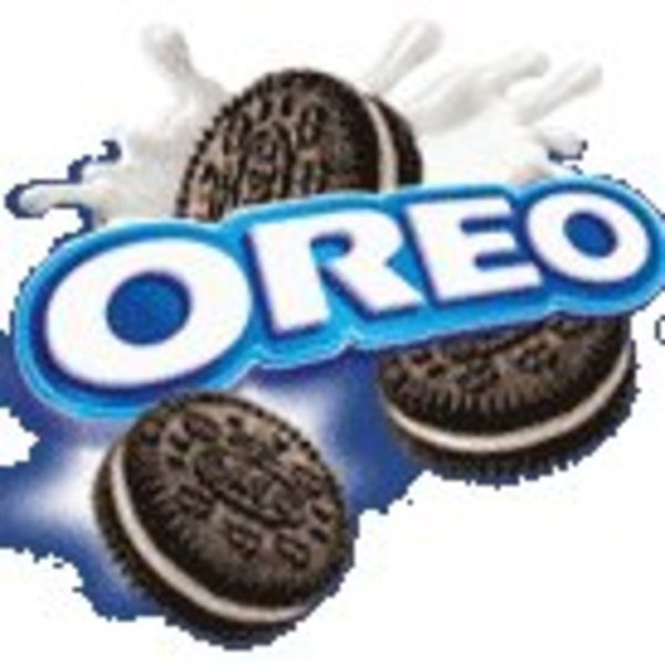 Ideal Oreo Clipart Image.