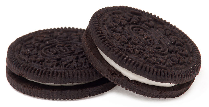 Free clipart oreo cookies.