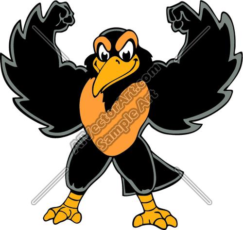 oriolemsct01 Clipart and Vectorart: Sports Mascots.