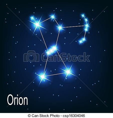 images of orion the archer clip art.