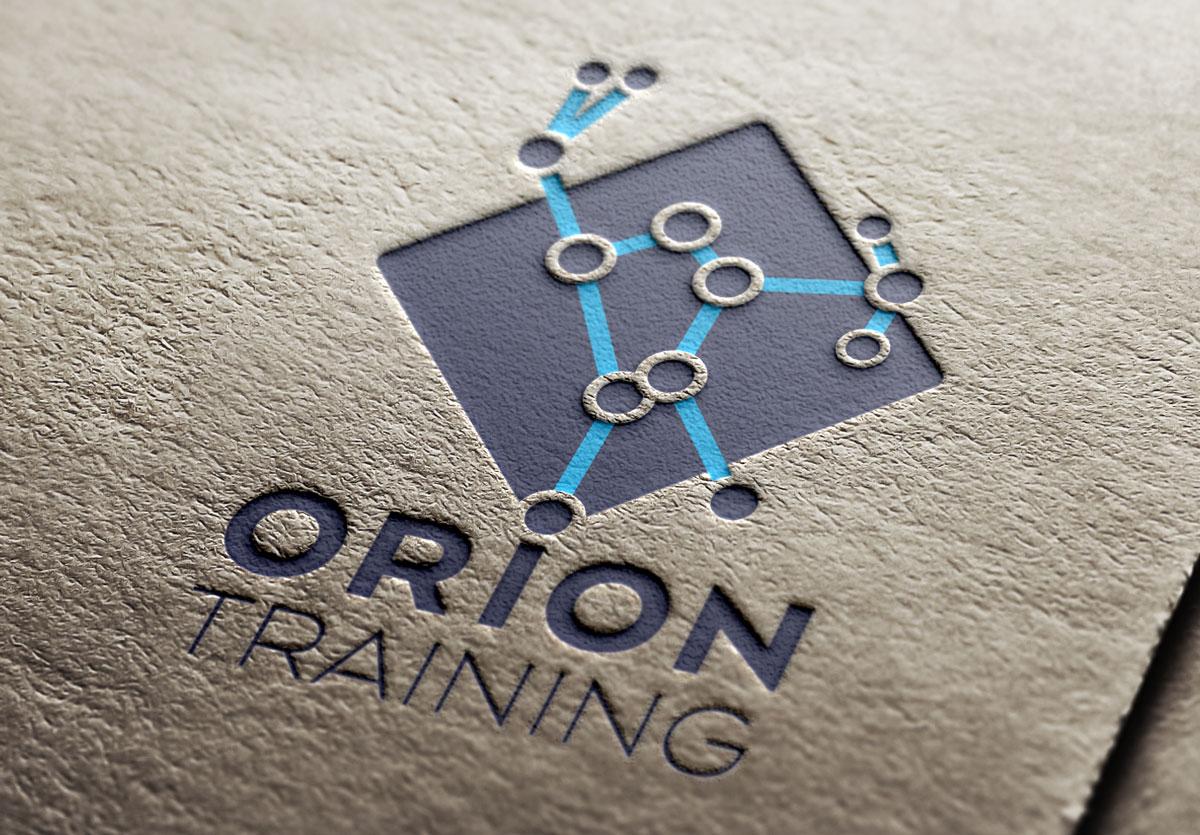 Orion Training Logo.