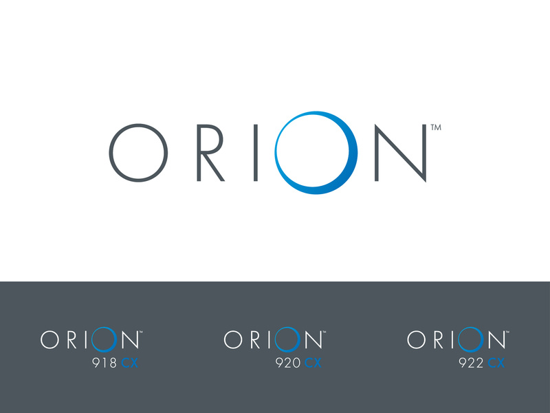 Orion Logo by This is Fuller on Dribbble.