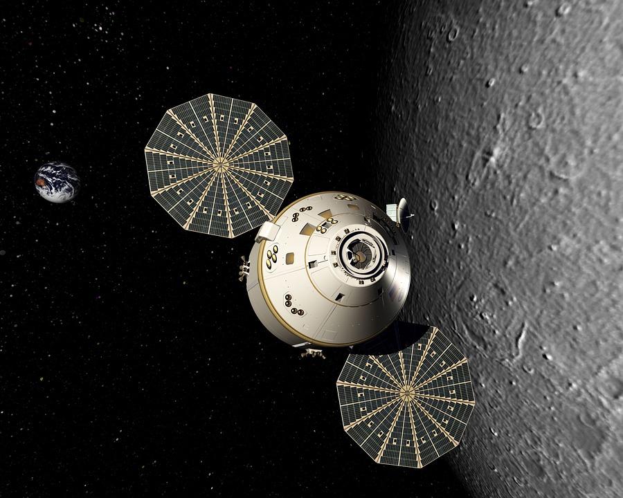 Free photo: Orion Raumfähre, Orion Spaceship.