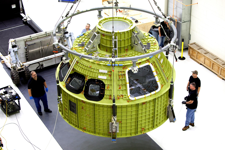 Mercury Spacecraft.