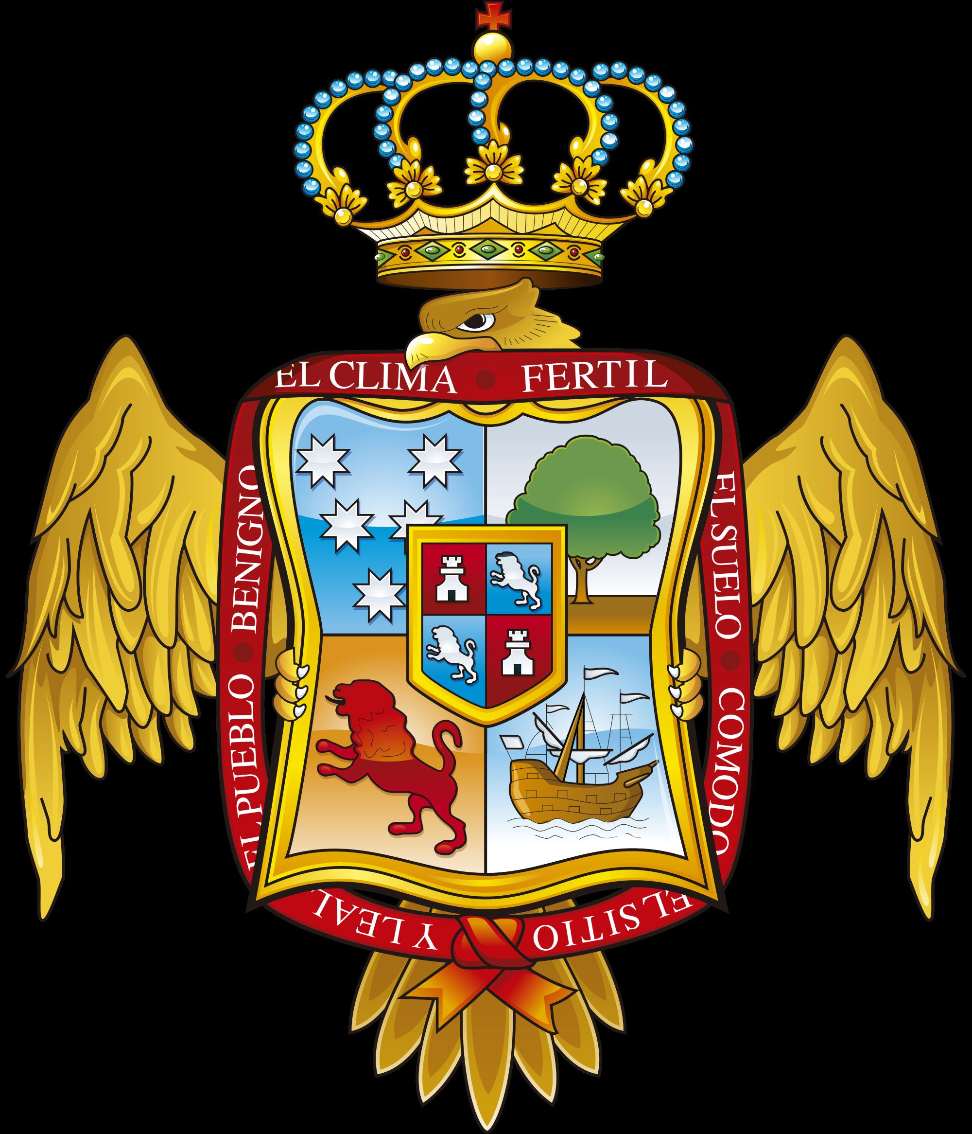 File:Escudo de Armas de la Ciudad de Orizaba.svg.