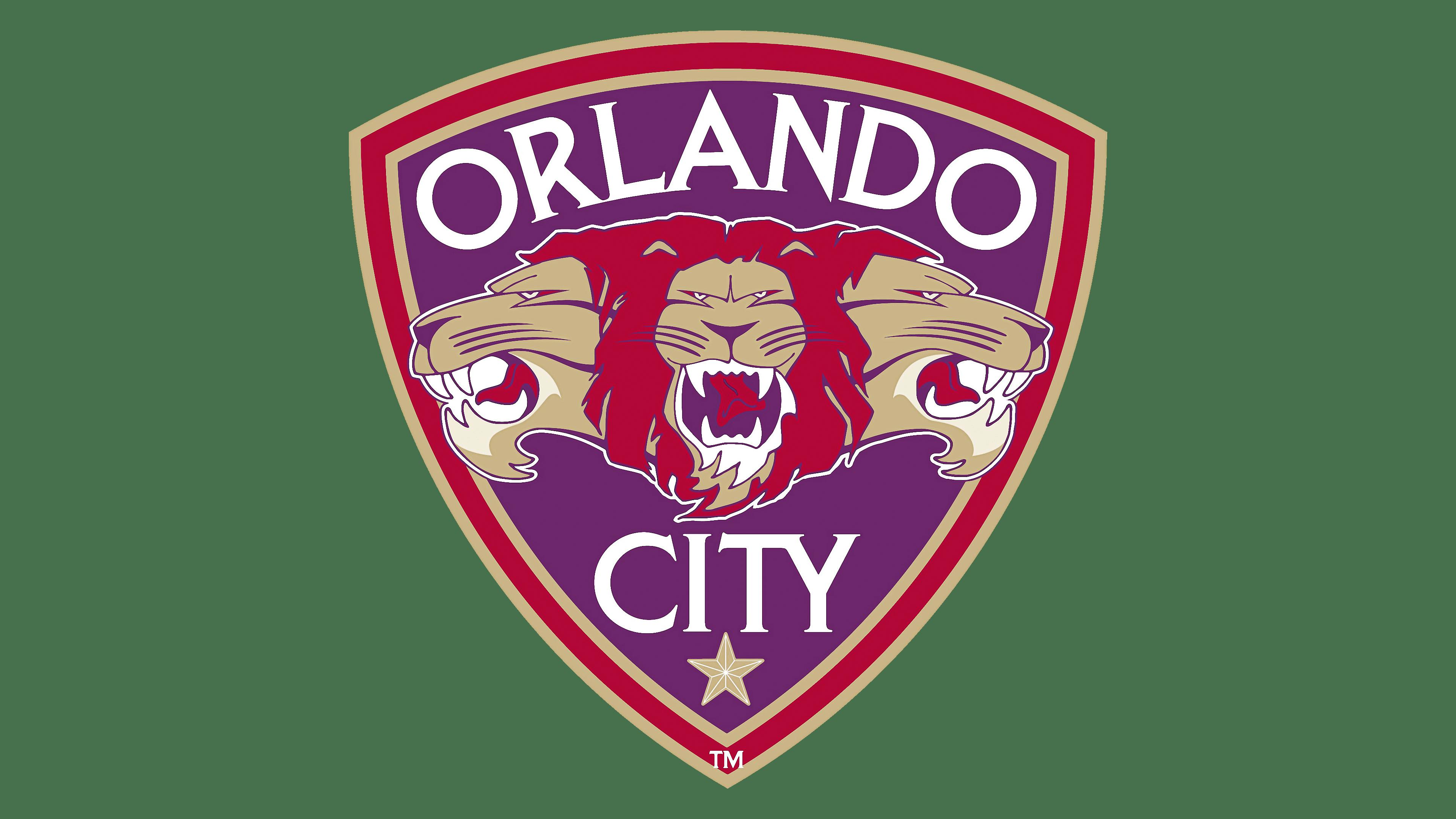 Orlando City SC Logos.