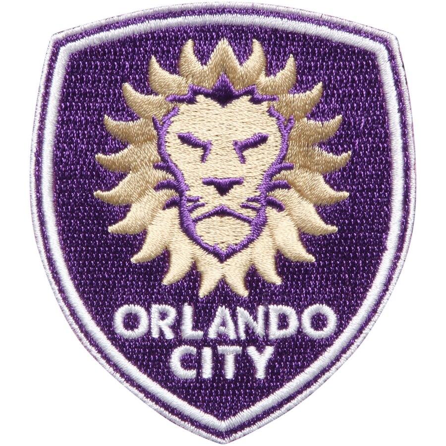 Orlando City SC Primary Logo Patch.