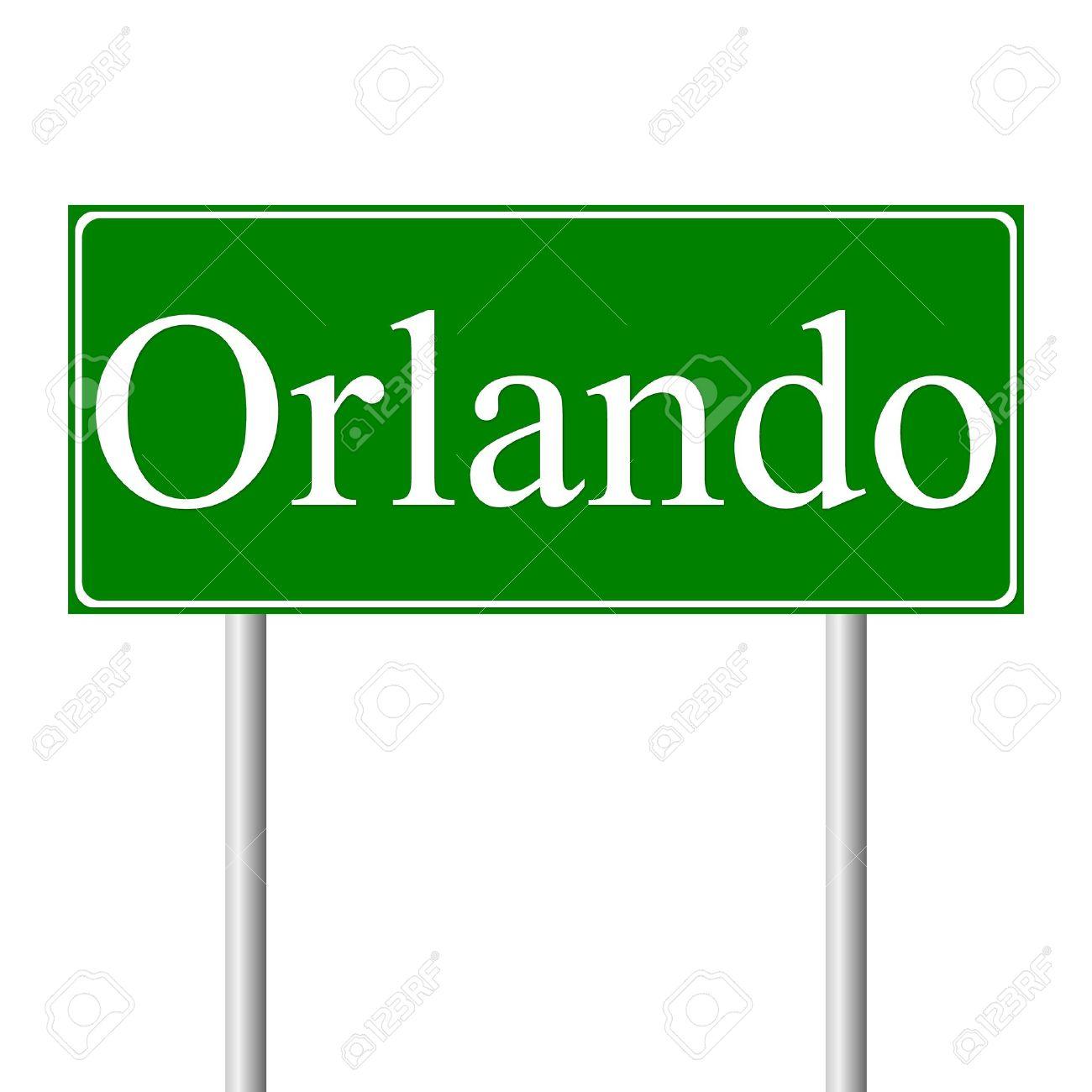 Orlando florida clipart.